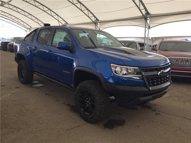 2019 Chevrolet Colorado ZR2 (Stk: 173180) in AIRDRIE - Image 1 of 18