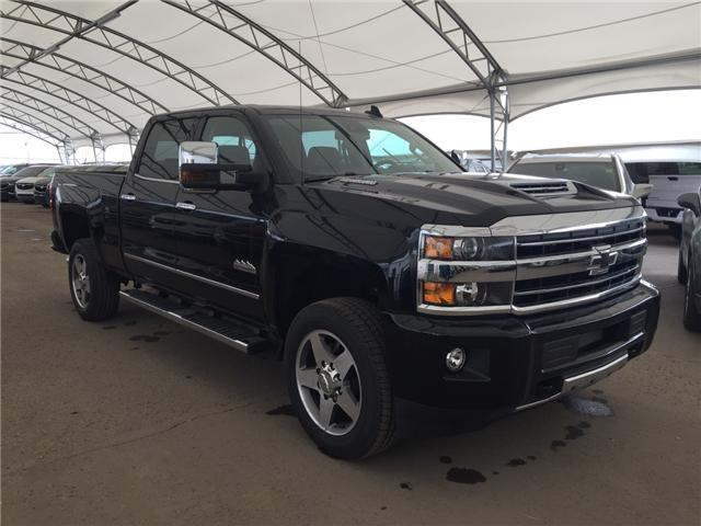 2019 Chevrolet Silverado 2500HD High Country (Stk: 174460) in AIRDRIE - Image 1 of 16