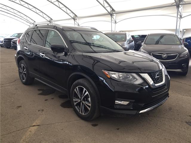2019 Nissan Rogue SV (Stk: 173116) in AIRDRIE - Image 1 of 23