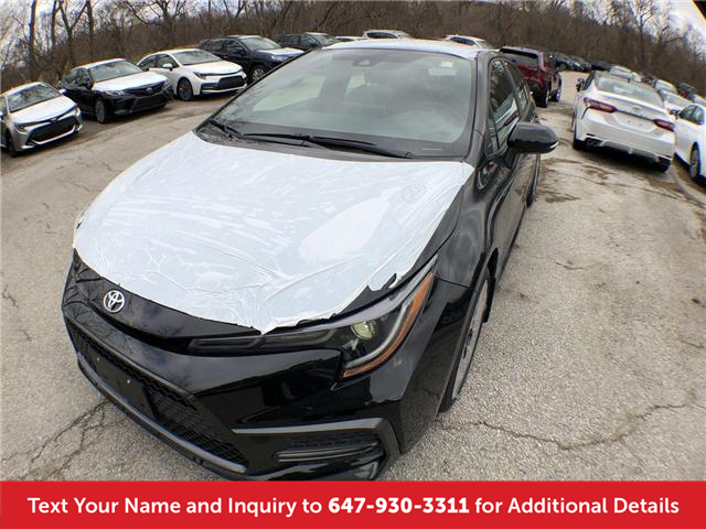 2020 Toyota Corolla SE (Stk: L3003) in Mississauga - Image 1 of 20