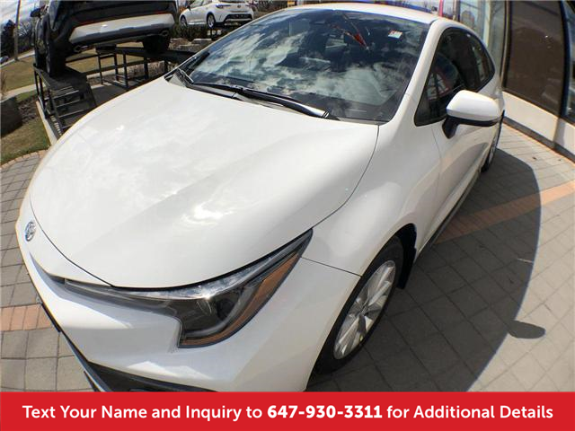 2020 Toyota Corolla SE (Stk: L3006) in Mississauga - Image 1 of 19