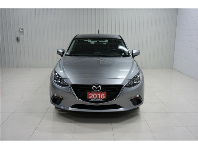 2016 Mazda Mazda3 GX (Stk: MP0529) in Sault Ste. Marie - Image 2 of 19