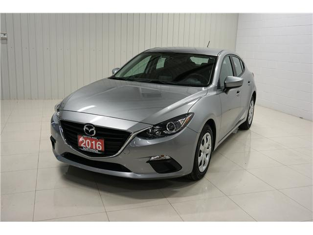 2016 Mazda Mazda3 GX (Stk: MP0529) in Sault Ste. Marie - Image 1 of 19