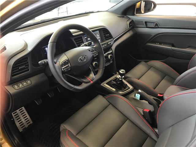 2019 Hyundai Elantra Sport (Stk: 9EL6128) in Leduc - Image 3 of 6