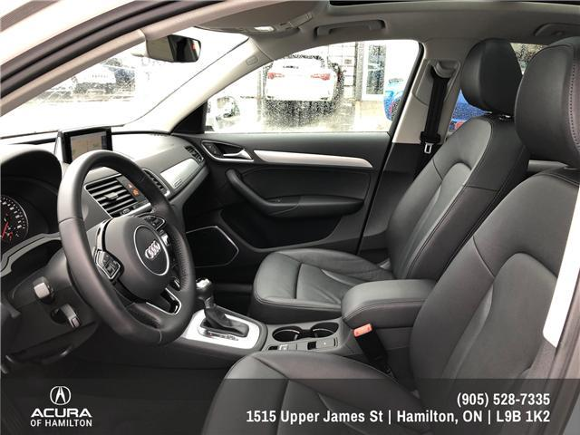 2016 Audi Q3 2.0T Technik (Stk: 1613700) in Hamilton - Image 12 of 18