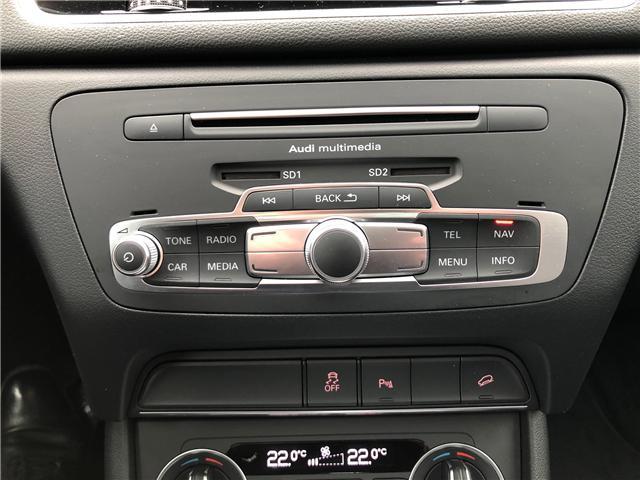 2016 Audi Q3 2.0T Technik (Stk: 1613700) in Hamilton - Image 15 of 18