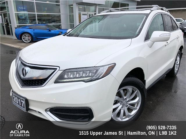 2017 Acura RDX Tech (Stk: 1713670) in Hamilton - Image 2 of 20