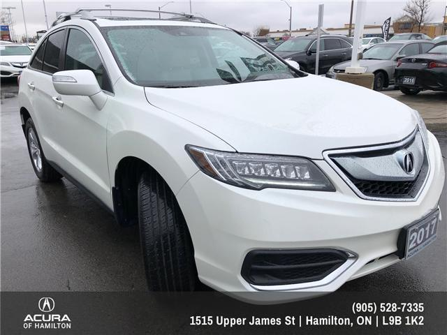 2017 Acura RDX Tech (Stk: 1713670) in Hamilton - Image 4 of 20