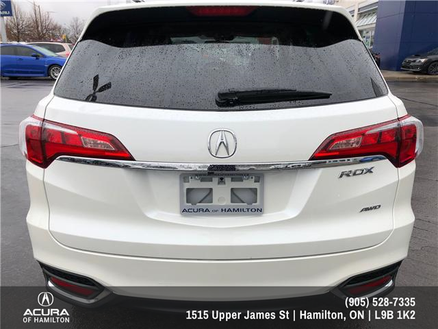 2017 Acura RDX Tech (Stk: 1713670) in Hamilton - Image 6 of 20
