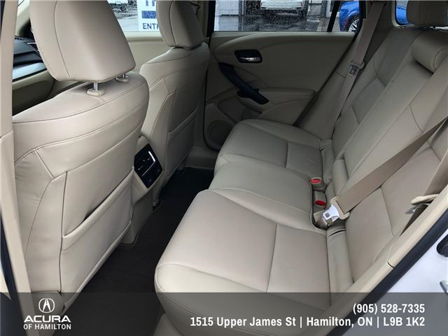 2017 Acura RDX Tech (Stk: 1713670) in Hamilton - Image 9 of 20