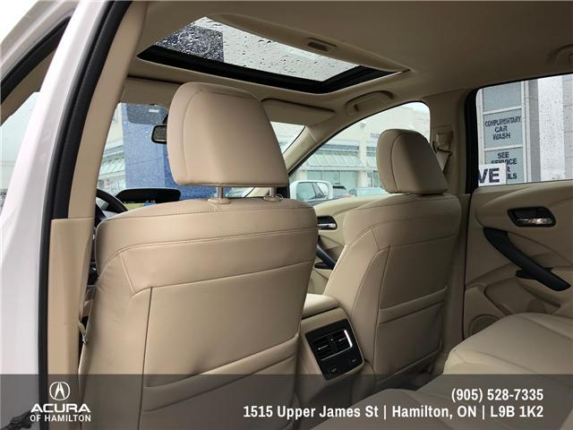 2017 Acura RDX Tech (Stk: 1713670) in Hamilton - Image 10 of 20