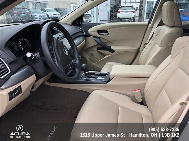 2017 Acura RDX Tech (Stk: 1713670) in Hamilton - Image 11 of 20