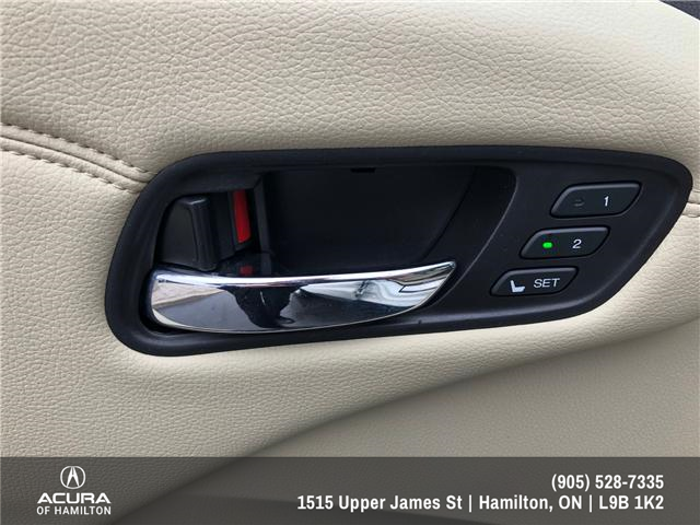 2017 Acura RDX Tech (Stk: 1713670) in Hamilton - Image 12 of 20