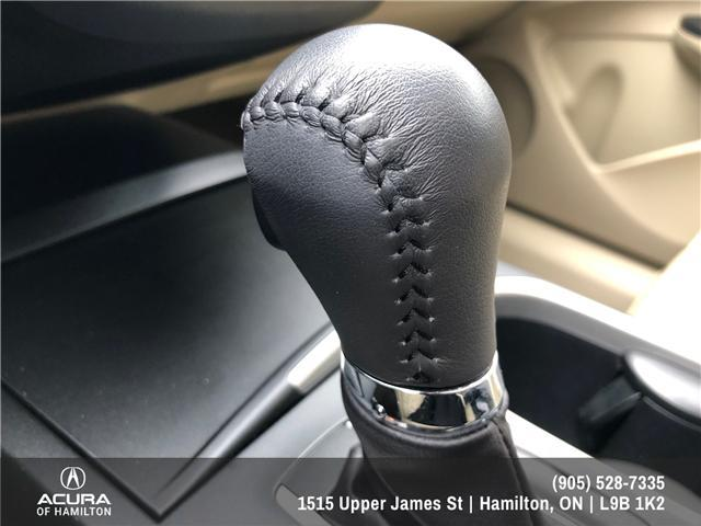 2017 Acura RDX Tech (Stk: 1713670) in Hamilton - Image 14 of 20