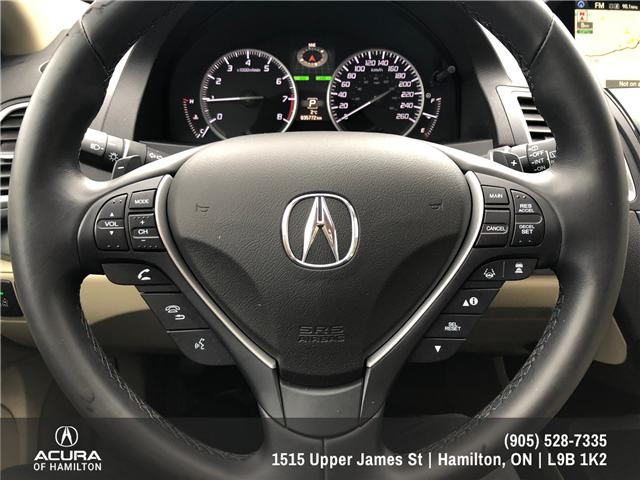 2017 Acura RDX Tech (Stk: 1713670) in Hamilton - Image 16 of 20