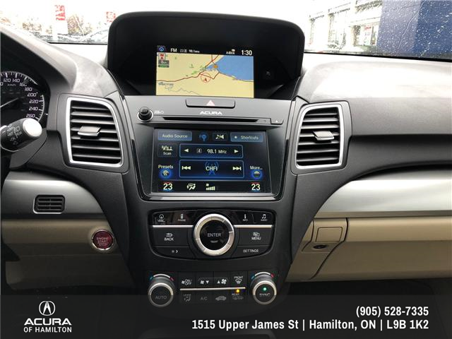 2017 Acura RDX Tech (Stk: 1713670) in Hamilton - Image 17 of 20