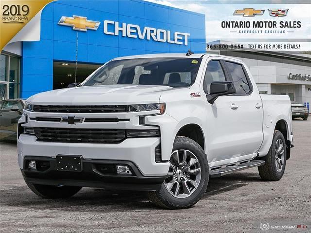 2019 Chevrolet Silverado 1500 RST DEMO / 4WD / TRUE NORTH EDITION