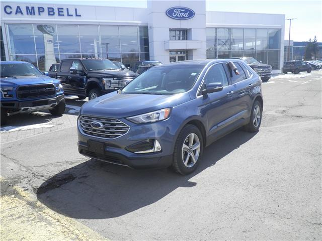 2019 Ford Edge SEL (Stk: 1913140) in Ottawa - Image 1 of 11
