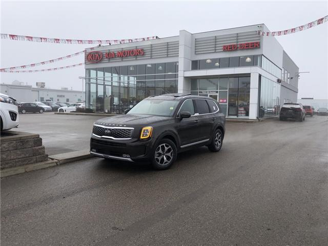 2020 Kia Telluride EX (Stk: 20TR8096) in Red Deer - Image 1 of 20