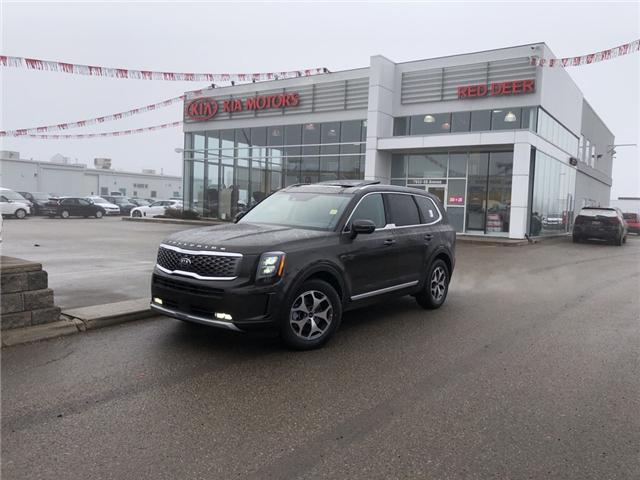 2020 Kia Telluride EX (Stk: 20TR8096) in Red Deer - Image 2 of 20