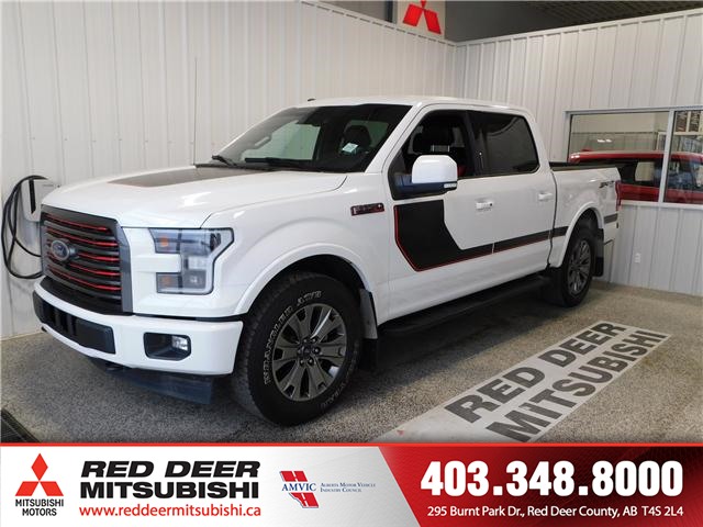 2017 Ford F-150  (Stk: P8268) in Red Deer County - Image 1 of 17