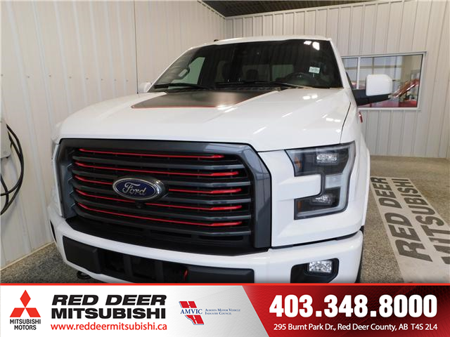 2017 Ford F-150  (Stk: P8268) in Red Deer County - Image 2 of 17