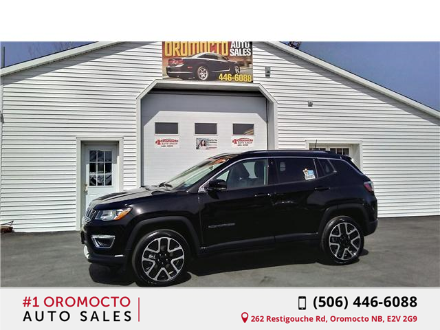 2018 Jeep Compass Limited (Stk: 905) in Oromocto - Image 2 of 21