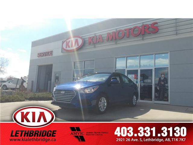 2018 Hyundai Accent GL (Stk: P2485) in Lethbridge - Image 1 of 19