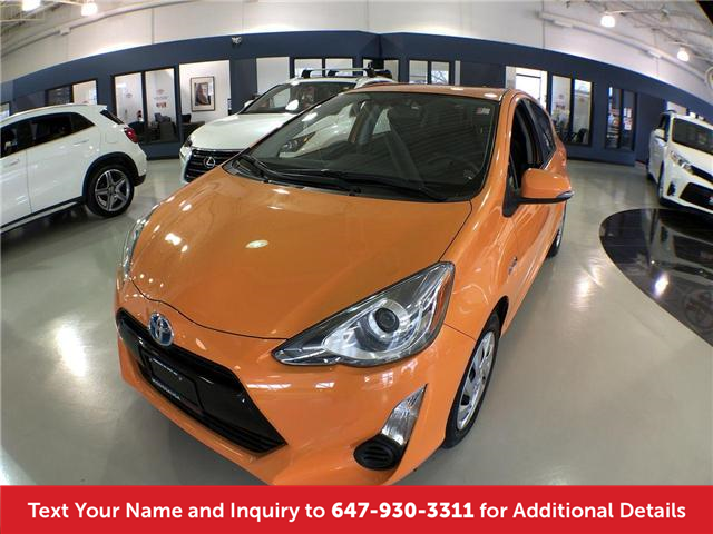 2015 Toyota Prius C  (Stk: 19964) in Mississauga - Image 1 of 18