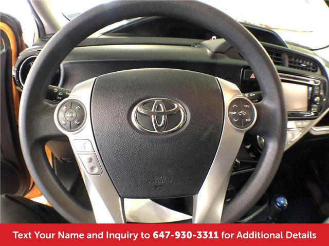 2015 Toyota Prius C  (Stk: 19964) in Mississauga - Image 15 of 18
