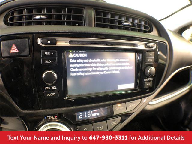 2015 Toyota Prius C  (Stk: 19964) in Mississauga - Image 17 of 18
