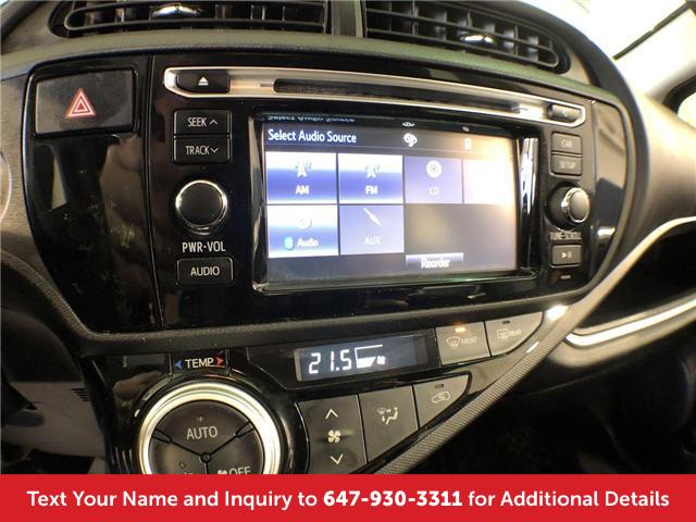 2015 Toyota Prius C  (Stk: 19964) in Mississauga - Image 18 of 18