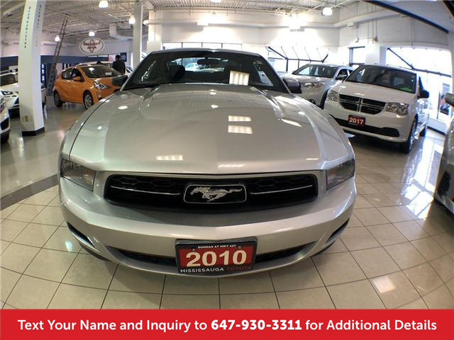2010 Ford Mustang  (Stk: J41426A) in Mississauga - Image 2 of 16