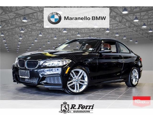 2016 BMW 228i Coupe (1F93) (Stk: 26950A) in Woodbridge - Image 1 of 19