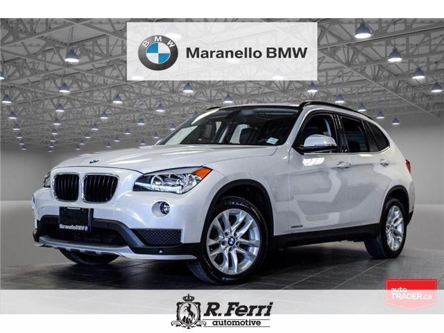 2015 BMW X1 xDrive28i (Stk: U8457) in Woodbridge - Image 1 of 23