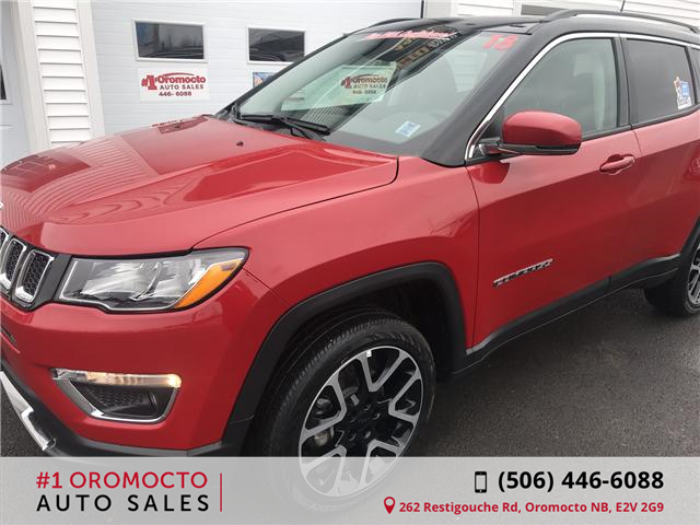2018 Jeep Compass Limited (Stk: 757) in Oromocto - Image 2 of 19