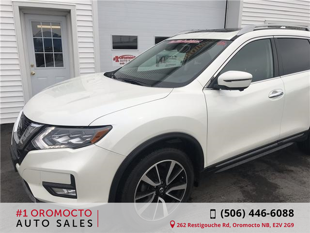 2018 Nissan Rogue SL (Stk: 193) in Oromocto - Image 2 of 10