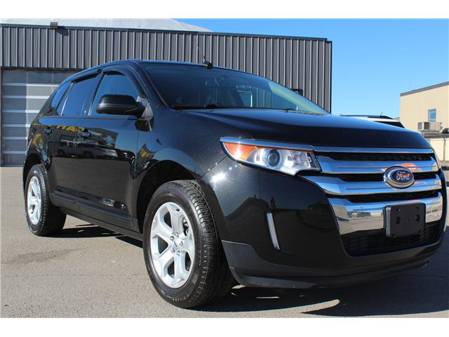 2013 Ford Edge SEL (Stk: P1629) in Regina - Image 1 of 16