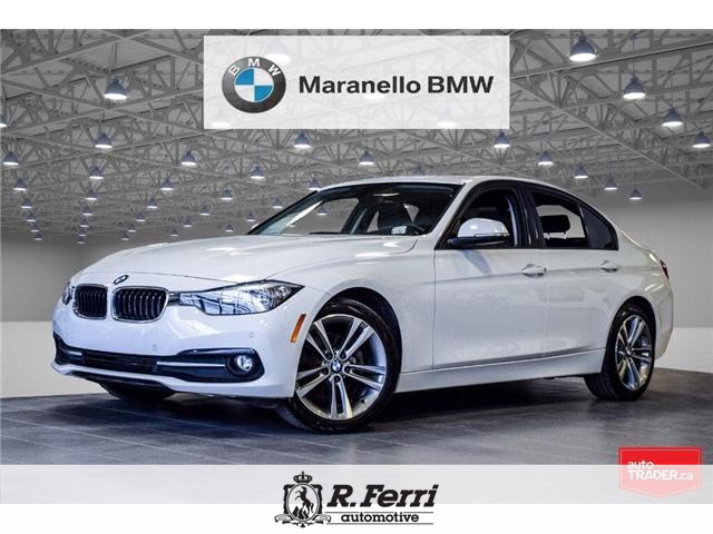 2016 BMW 320i xDrive (Stk: U8467) in Woodbridge - Image 1 of 24