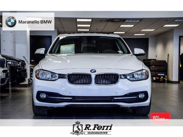 2016 BMW 320i xDrive (Stk: U8467) in Woodbridge - Image 2 of 24