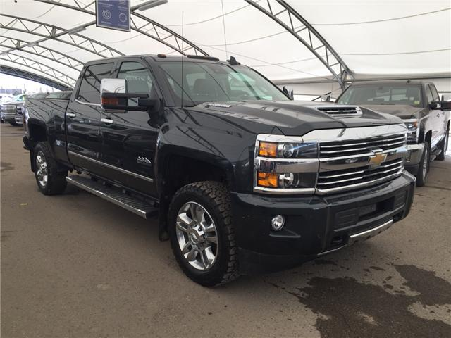 2017 Chevrolet Silverado 2500HD High Country (Stk: 150600) in AIRDRIE - Image 1 of 23