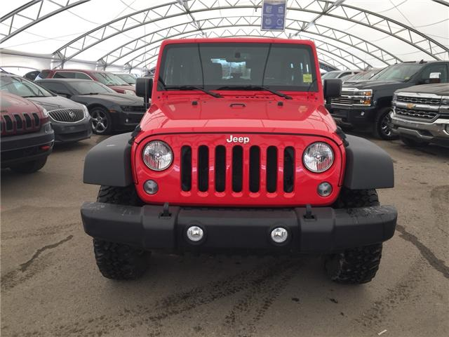2015 Jeep Wrangler Rubicon (Stk: 173877) in AIRDRIE - Image 2 of 20