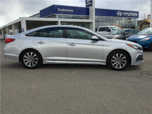 2016 Hyundai Sonata Sport Tech (Stk: B7253) in Saskatoon - Image 2 of 27