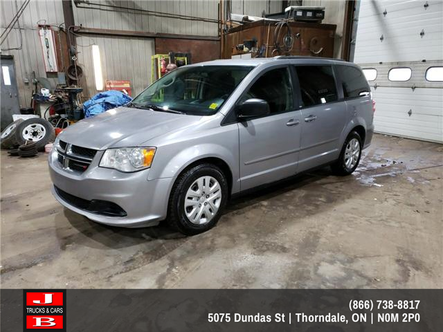 2013 Dodge Grand Caravan SE/SXT (Stk: 5487) in Thordale - Image 1 of 7