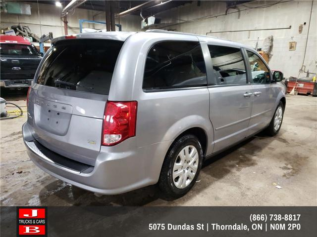 2013 Dodge Grand Caravan SE/SXT (Stk: 5487) in Thordale - Image 2 of 7