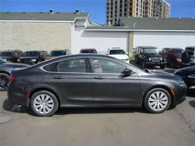 2015 Chrysler 200 LX - CRUISE * REMOTE START * PUSH START (Stk: B3717) in Kingston - Image 1 of 1