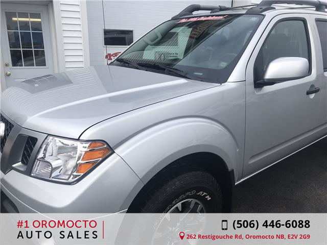 2019 Nissan Frontier PRO-4X (Stk: 754) in Oromocto - Image 2 of 34