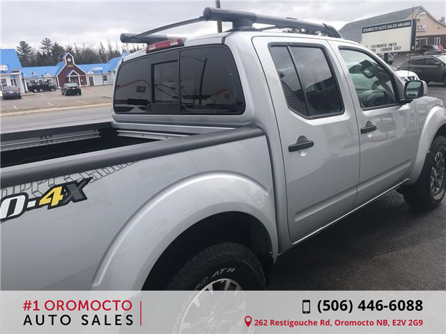 2019 Nissan Frontier PRO-4X (Stk: 754) in Oromocto - Image 5 of 34