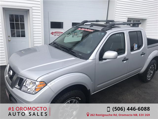 2019 Nissan Frontier PRO-4X (Stk: 754) in Oromocto - Image 16 of 34