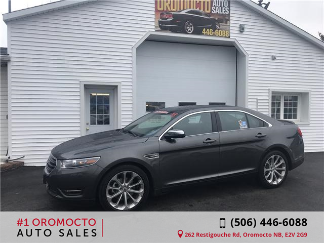 2018 Ford Taurus Limited (Stk: 272) in Oromocto - Image 1 of 22